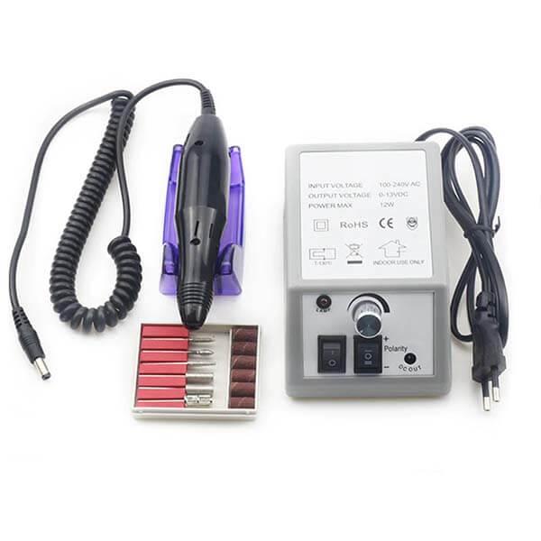 kit manucure electrique