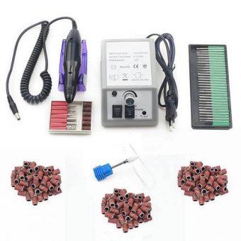 set manucure electrique